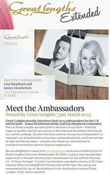 Meet the Ambassadors - 31 March 2015